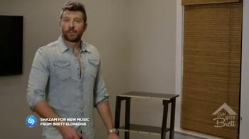 HitsMeUp TV Spot, 'DIY With Brett' Featuring Brett Eldredge - Thumbnail 3
