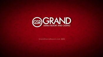 Grand Sierra Resort and Casino TV Spot, 'Be Grand With Us' Song by Amir Aly - Thumbnail 10