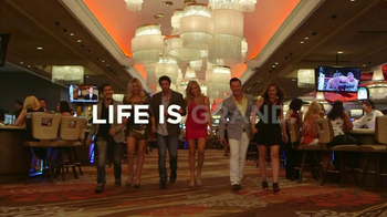 Grand Sierra Resort and Casino TV Spot, 'Be Grand With Us' Song by Amir Aly - Thumbnail 9