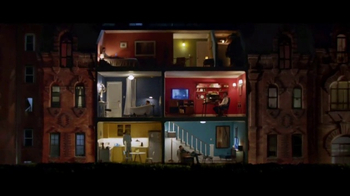 PlayStation Vue TV Spot, 'Changing the Rules of TV: Rooms' - Thumbnail 7