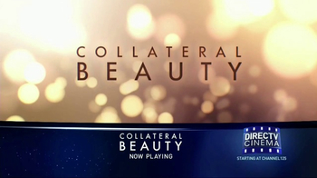 DIRECTV Cinema TV Spot, 'Collateral Beauty'