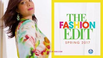 HSN TV Spot, 'The Fashion Edit: Spring 2017' - Thumbnail 2