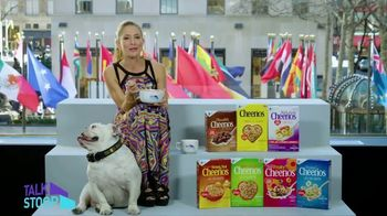 Cheerios TV Spot, 'USA Network: Talk Stoop' Featuring Cat Greenleaf - 17 commercial airings
