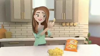 Lay's Poppables TV Spot, 'All the Poppabilities'