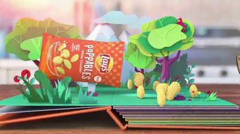 Lay's Poppables TV Spot, 'All the Poppabilities' - Thumbnail 2