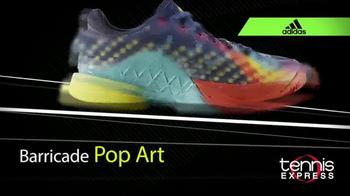 Tennis Express TV Spot, 'adidas Tennis Shoes' - Thumbnail 4