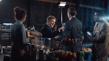 DIRECTV TV Spot, 'On Air Feature: Snack' Feat. Dan Finnerty - Thumbnail 3