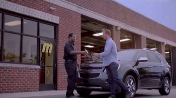 Meineke Car Care Centers TV Spot, 'Take the Car' - Thumbnail 8