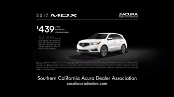 2017 Acura MDX TV Spot, 'Wow!' [T2] Song by Beck - Thumbnail 8