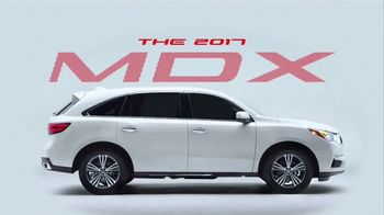 2017 Acura MDX TV Spot, 'Wow!' [T2] Song by Beck
