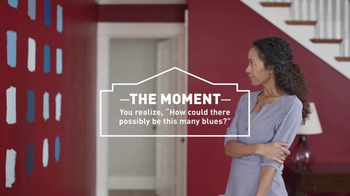 Lowe's TV Spot, 'The Moment: Blue Paint and Primer' - Thumbnail 3