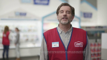 Lowe's TV Spot, 'The Moment: Blue Paint and Primer' - Thumbnail 5