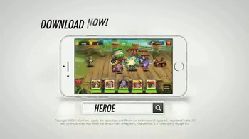 Heroes Charge TV Spot, 'Centaur' - Thumbnail 7
