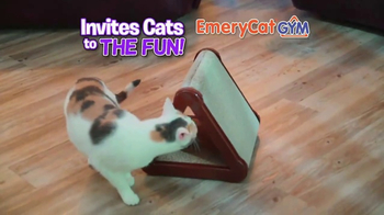 EmeryCat Gym TV Spot, 'File Their Own Claws' - Thumbnail 3