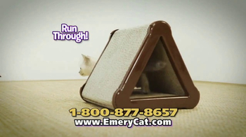 EmeryCat Gym TV Spot, 'File Their Own Claws' - Thumbnail 6