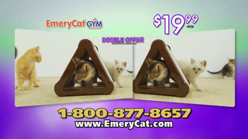 EmeryCat Gym TV Spot, 'File Their Own Claws' - Thumbnail 8
