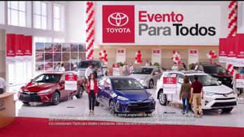 Toyota Evento Para Todos TV Spot, 'El mecánico' [Spanish] [T2] - Thumbnail 4