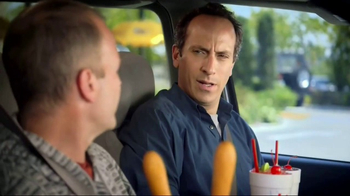 Sonic Drive-In 50 Cent Corn Dogs TV Spot, 'Best Friend' - Thumbnail 3