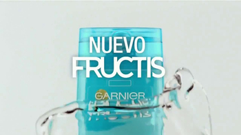 Garnier Fructis Moisture Lock TV Spot, 'Super cabello' [Spanish] - Thumbnail 2