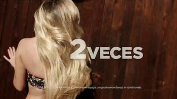 Garnier Fructis Moisture Lock TV Spot, 'Super cabello' [Spanish] - Thumbnail 5