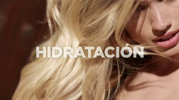 Garnier Fructis Moisture Lock TV Spot, 'Super cabello' [Spanish]