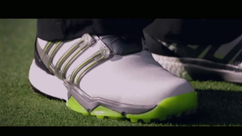 adidas Powerband Boa BOOST TV Spot, 'From the Ground Up' Ft. Sergio García - Thumbnail 5