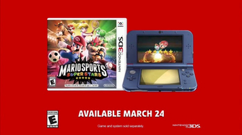 Mario Sports Superstars TV Spot, 'Five Sports in One Game' - Thumbnail 7