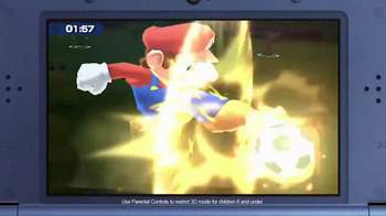 Mario Sports Superstars TV Spot, 'Five Sports in One Game' - Thumbnail 1