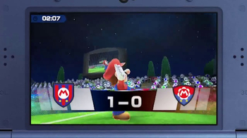 Mario Sports Superstars TV Spot, 'Five Sports in One Game' - Thumbnail 4