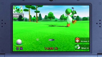 Mario Sports Superstars TV Spot, 'Five Sports in One Game' - Thumbnail 5