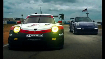 Michelin Pilot Tires TV Spot, 'On the Track or on the Street' - Thumbnail 6