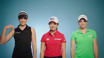 LPGA TV Spot, 'Describe a Champion Golfer: Likes' - 49 commercial airings