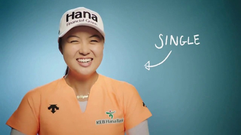 LPGA TV Spot, 'Describe a Champion Golfer: Likes' - Thumbnail 6