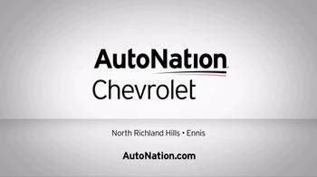 AutoNation 72 Hour Sale TV Spot, '2017 Silverado and Equinox' - Thumbnail 4