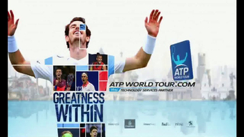 ATP World Tour TV Spot, 'Greatest Era of Tennis Ever Seen' - 80 commercial airings
