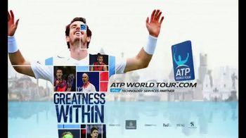 ATP World Tour TV Spot, 'Greatest Era of Tennis Ever Seen' - 80 commercial airings