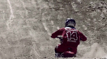 2017 Honda CRF 450R TV Spot, 'Absolute Holeshot' Featuring Cole Seely - 38 commercial airings
