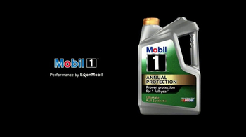Mobil 1 Annual Protection TV Spot, 'One Year, Oil Change' Ft. Kevin Harvick - Thumbnail 9