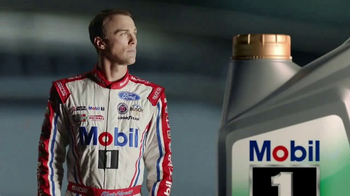 Mobil 1 Annual Protection TV Spot, 'One Year, Oil Change' Ft. Kevin Harvick - Thumbnail 5