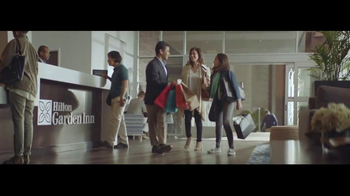Hilton Hotels Worldwide TV Spot, 'For All the Weekenders' - Thumbnail 3