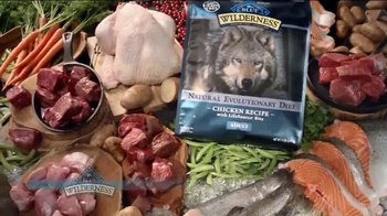 Blue Buffalo BLUE Wilderness  TV Spot, 'Wolf Dreams: Wild Rolls' - Thumbnail 5