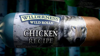 Blue Buffalo BLUE Wilderness  TV Spot, 'Wolf Dreams: Wild Rolls' - Thumbnail 7