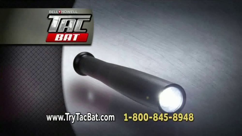 Bell Howell Tacbat Tv Commercial Defend Against