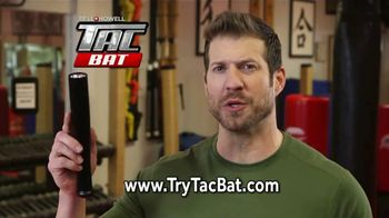 Tac Bat TV Spot, 'Defend Against Attackers' Feat. Nick Bolton - 9 commercial airings