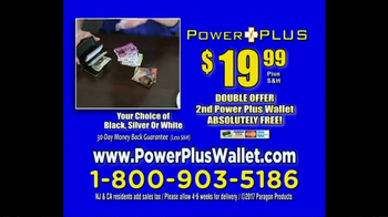 Power Plus Wallet TV Spot, 'Charge Your Phone' - Thumbnail 9