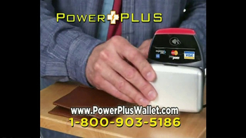 Power Plus Wallet TV Spot, 'Charge Your Phone' - Thumbnail 6