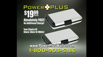 Power Plus Wallet TV Spot, 'Charge Your Phone' - Thumbnail 8