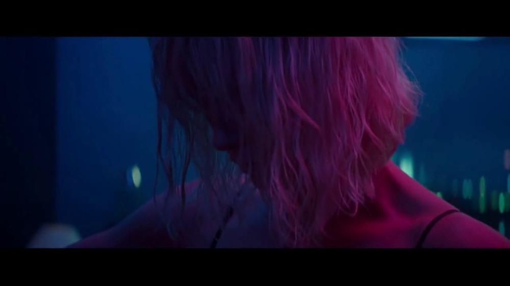 Atomic Blonde TV Movie Trailer