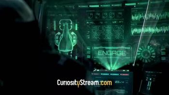 Curiosity.com TV Spot, 'Stephen Hawking's Favorite Places' - Thumbnail 1