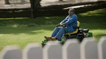 John Deere Take Your Turn Challenge TV Spot, 'Mow Well' Ft. Dolph Lundgren - Thumbnail 1